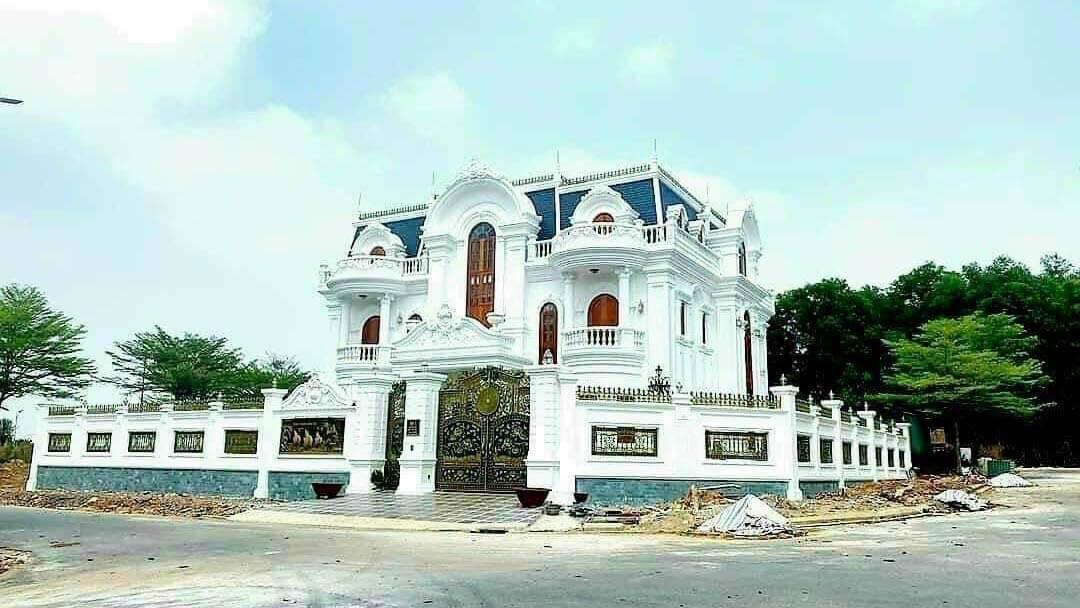 Biệt thự đẳng cấp mới xây tại Biên Hòa New City